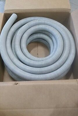1-14id Vh2000 Vacuum Hose Gray Polyethylene -40 To 140f  Vh2000 1-14