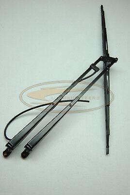 For Bobcat Wiper Arm Blade Kit T250 T300 T320 Skid Steer Door Front Loader