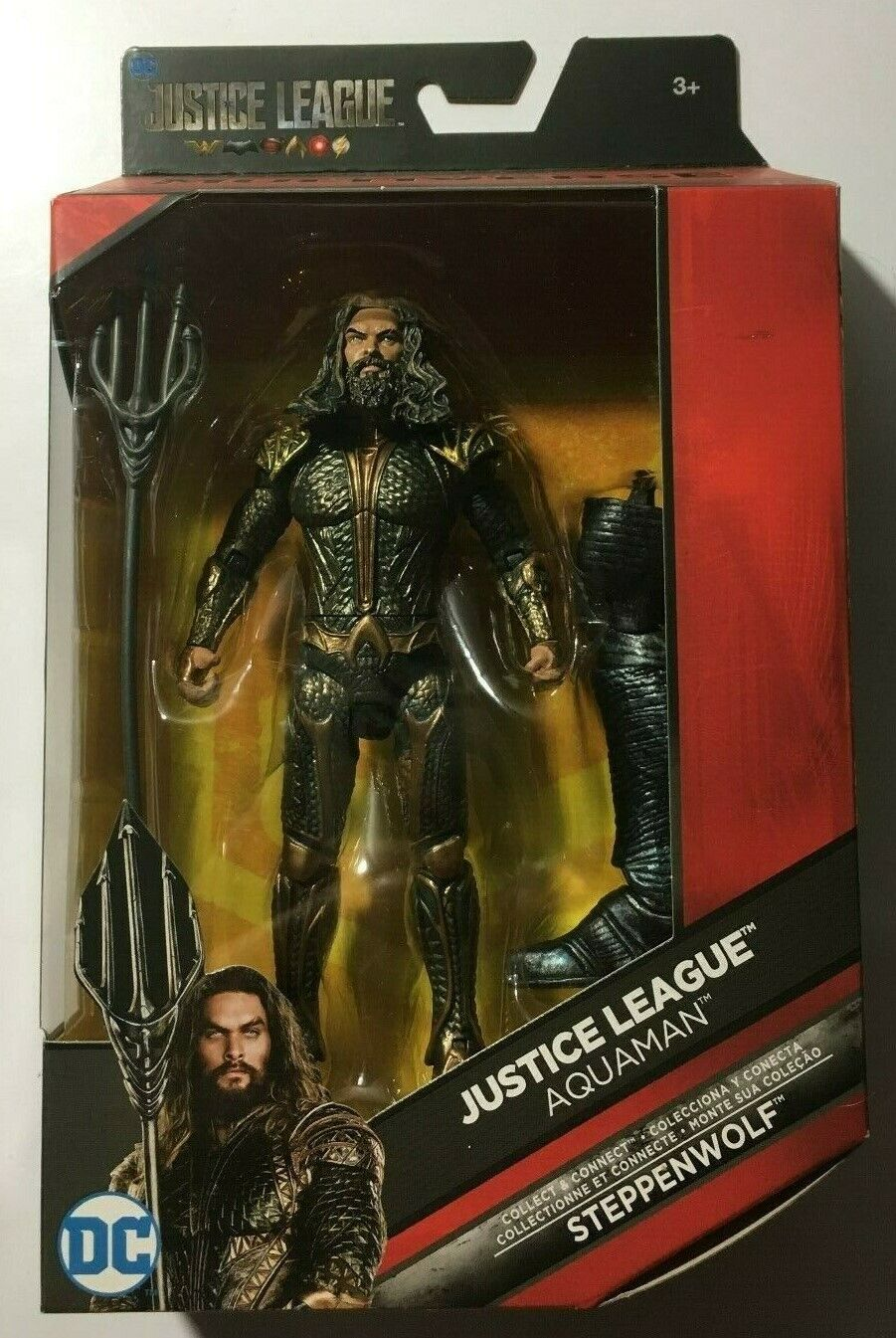 DC Multiverse Aquaman Justice League Action Figure 6 inches