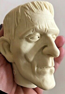 Jimmy Flintstone Frankenstein head shifter knob.  ready to finish  for sale  Shipping to Canada
