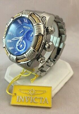 "Mens INVICTA ""Bolt Zeus"" Wrist Watch... Reloj De Hombre Marca Invicta"