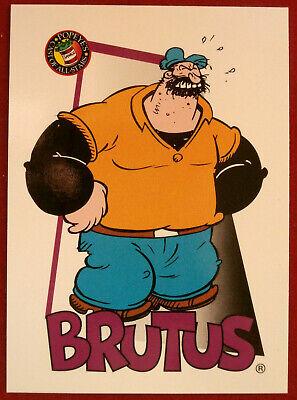 POPEYE - Individual Card #03 - Brutus - Card Creations - 1994