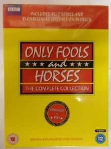 Only Fools and Horses - The Complete Collection  DVD New & Sealed WB4