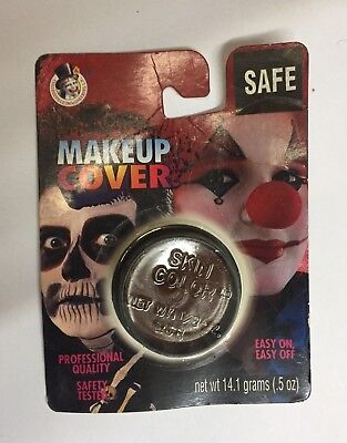Halloween/Party/Theater/Costume Professional Tattoo Makeup Cover - Skin Color - Professional Halloween Costumes