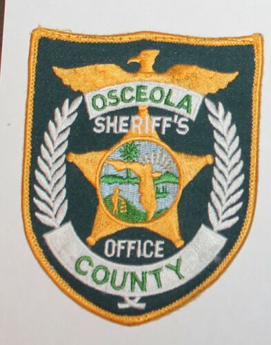 OSCEOLA COUNTY SHERIFF