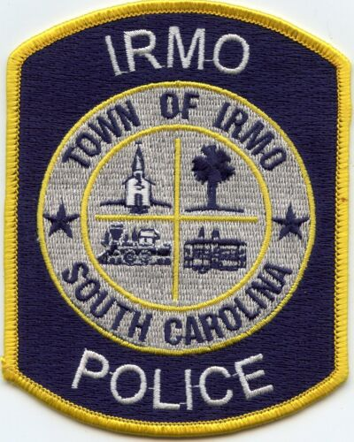 IRMO SOUTH CAROLINA SC Church Train POLICE PATCH