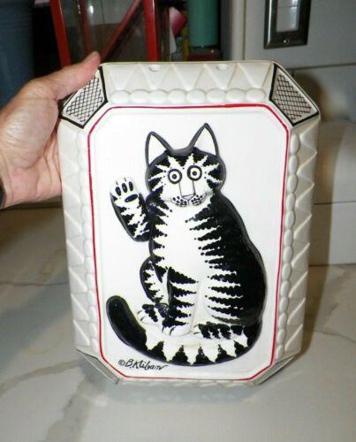 VINTAGE SIGMA KLIBAN CAT MOLD