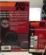 K&N Filter (free cleaning kit) North Strathfield Canada Bay Area Preview