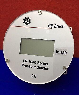 Ge Druck Lpm1810-c2sdw-1 Lp1110-u75w-v3-c2-sdwy Lp 1000 Series Pressure Sensor