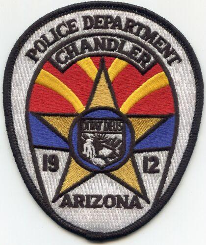 CHANDLER ARIZONA AZ Police Department POLICE PATCH
