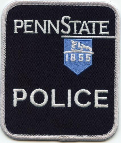 PENN STATE UNIVERSITY PENNSYLVANIA PA CAMPUS POLICE PATCH