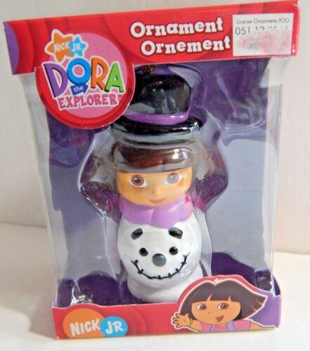 Dora The Explorer Christmas Ornament New