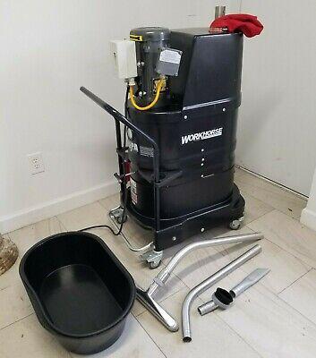 2015 Ruwac Workhorse Ds1400-ex Explosion-proof Shop Vacuum 300 Cfm 460v Bidadoo