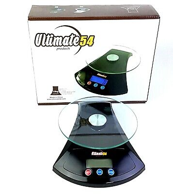 Ultimate 54 Digital Scale 10 Kg Capacity. Lb Oz G Kg Automatic Shutoff