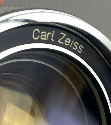 Carl Zeiss ULTRON 50mm f/1.8 Lens [Zeiss Ikon Bayonett Mount (BM mount)] *CLEAN!