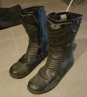 Motorcycle Boots | Men's Shoes | Gumtree Australia Melbourne City ...