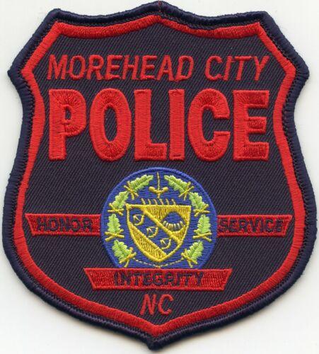 MOREHEAD CITY NORTH CAROLINA NC Honor Service Integrity POLICE PATCH