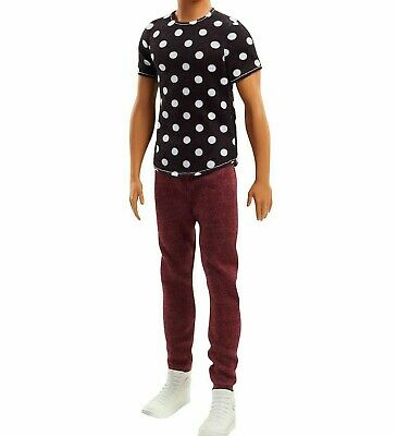 Barbie Fashionistas Ken Doll Fashion & Shoes Casual Outfit Clothing Loose  Ken Fashion Doll