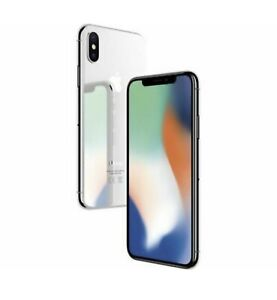 Band new iphone X limited edition silver!