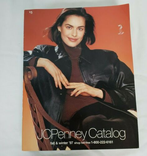 Vintage JC Penney Penny Fall & Winter 1997 Catalog - Great Condition