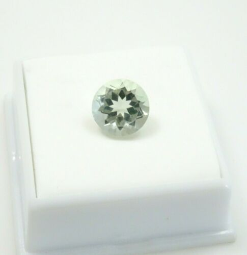3.0ct+ Prasiolite 9mm & 10mm Round Available - Prasiolite Loose Gemstone