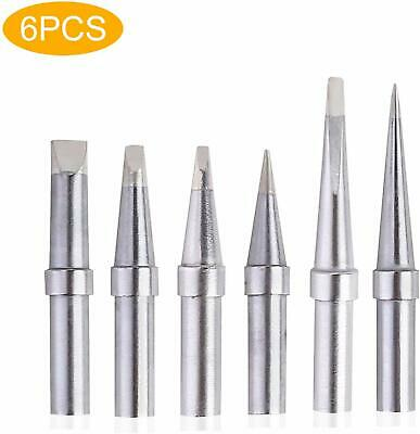 6pcs For Weller Et Soldering Iron Wes5150wesd51pes5150 We1010na Wcc100 Lr21