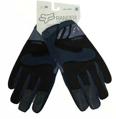 2020 Fox Racing Mens Ranger Gloves Racing Mountain Bike BMX MTX MTB Black//Yellow