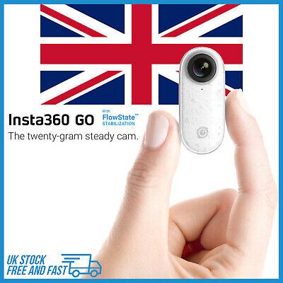 Insta360 GO 1080P Stabilised Splashproof Video Sports Vlogging Action Camera