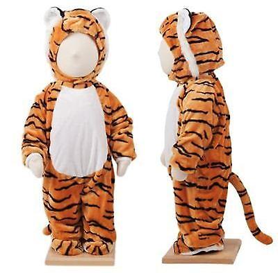 Baby Tiger Tiny Fancy Dress Costume Safari Infant - Tiny Tiger Kostüme