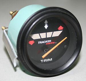 Tracker Marine Trim Gauge For Mercury - 54215