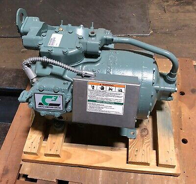 Carlyle Compound Cooling Compressor 06cc337d200 Carrier 10 Hp 208-230v 3 Ph
