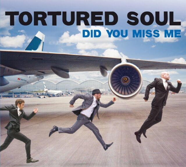 TORTURED SOUL - DID YOU MISS ME  CD NEU