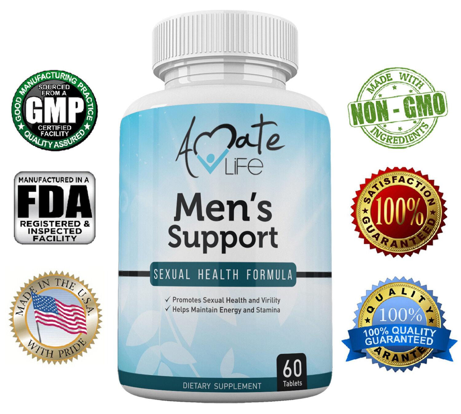 Men's Support formule sexuelle
