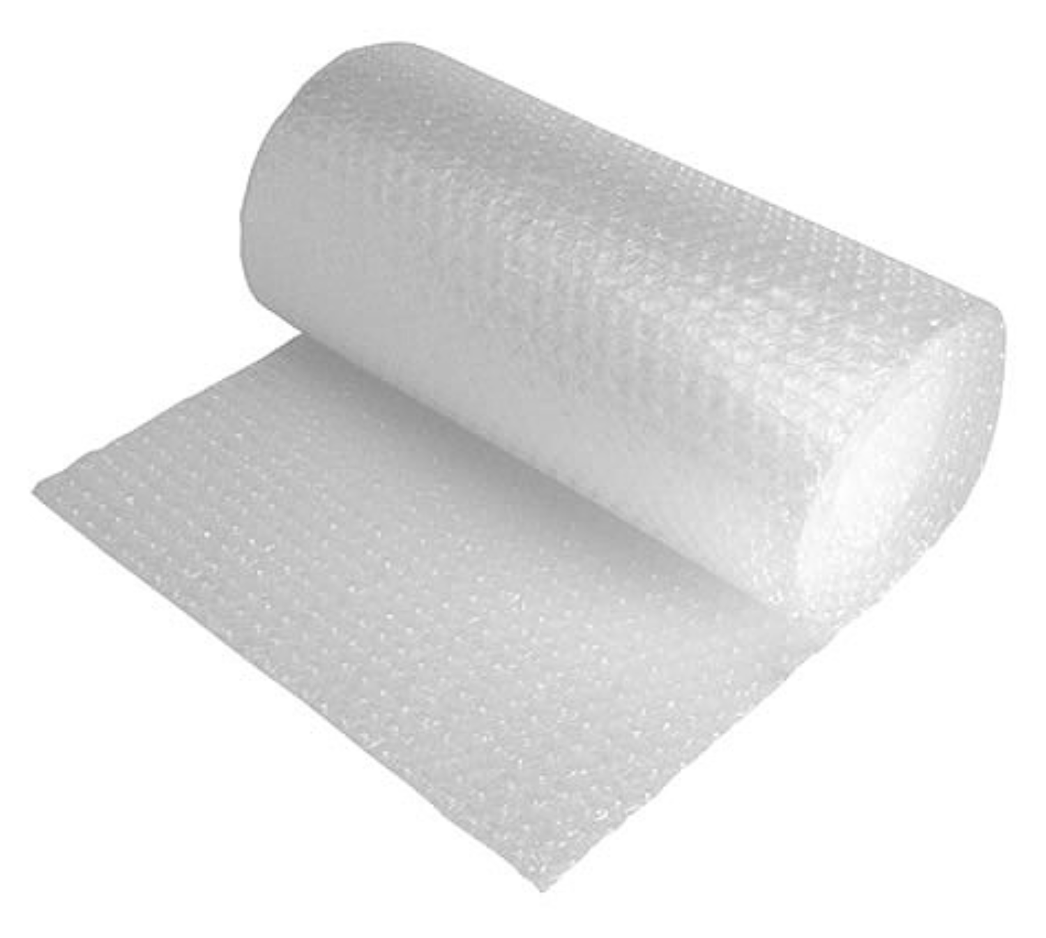 """50 Foot Small Bubble Wrap® Roll 12"""" Wide! 3/16"""" Bubbles! Perforated Every Foot"""