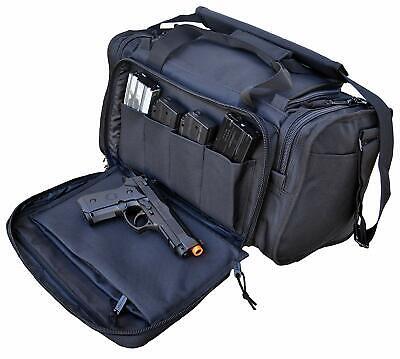 Explorer Tactical Range Ready Bag 18-Inch For Pistols, Ammo, Gear, Shooting Range Ready Bag