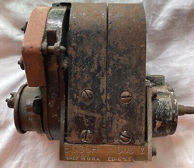 Bosch Du3 Z. Magneto Pre War Aviation Marine Antique