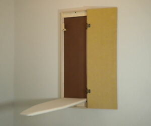 Wall Hanging Ironing Board wall mount ironing board | ebay