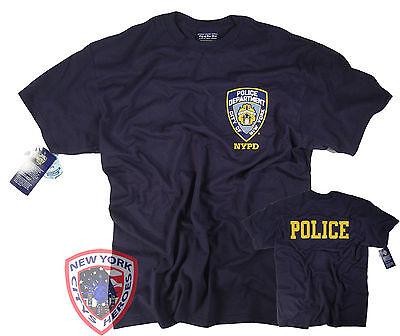 Nypd Shirt T-shirt Nypd Blue Dvd Season Hat Cap Sticker Flag Book Mug Pin Shield
