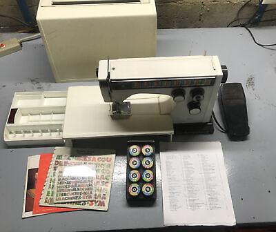Husqvarna Viking Sewing Machine Mosel 6460 Manual Foot Pedal 560
