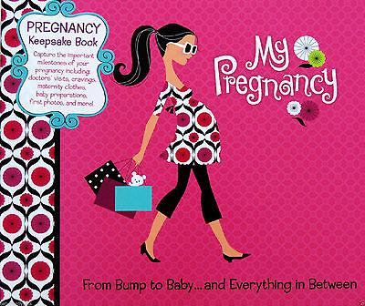 Publications New Seasons E7 My Pregnancy Keepsake Book Photo Album 5754900