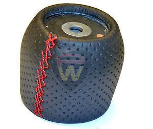 genuine alfa romeo mille miglia leather gear knob 159 brera spider 55344209 ebay. Black Bedroom Furniture Sets. Home Design Ideas
