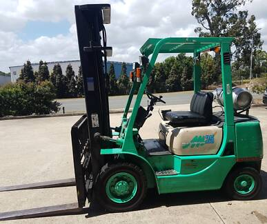 Mitsubishi 2.5Tonne Forklift Brendale Pine Rivers Area Preview