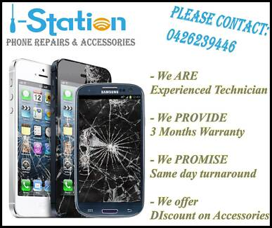 Samsung Phone & Tablet Cracked Screen Replcement Repair Service Morley Bayswater Area Preview