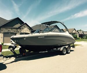 2016 Yamaha 242 Limited S - Better Than New
