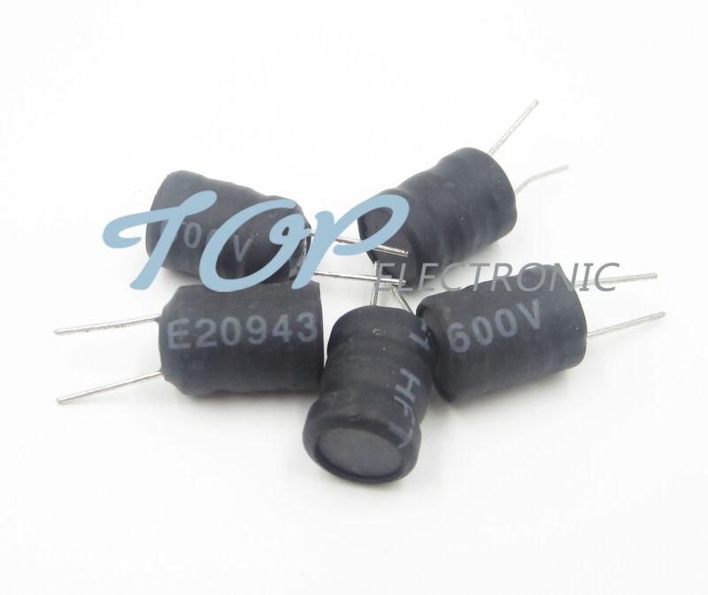 20PCS NEW 200mH 9x12mm Magnetic Core Inductor L2KE