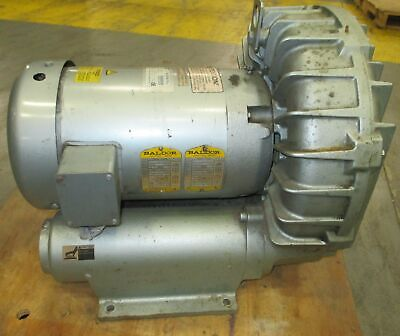 Gast Regenair R7100a-3 Blower Wbaldor 10hp 3450rpm Motor - Pn R7100a-3