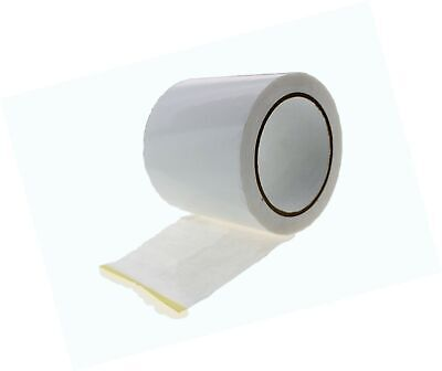 4 In X 60 Yd White House Wrap Tape Sheathing Building Wrapping Housewrap She...