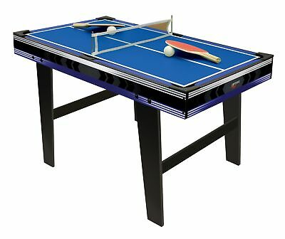 CARROMCO Multifunktionstisch GALAXY-XL, 3in1 Billiard Tischtennis Hockey