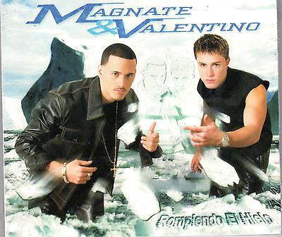 Magnate Y Valentino   Rompiendo Hielo  Nicky Jam  Hector Y Tito Dj Blass Cd