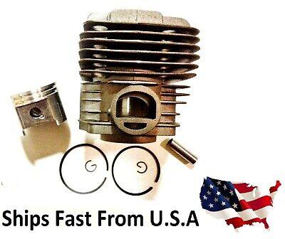 Cylinder And Piston Kit Fits Stihl Ts400 Assembly Replace 4223 020 1200